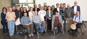 Bild des neu gewählten Behindertenbeirat